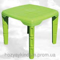 Детский стол пластиковый Консенсус