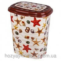 Корзина для белья Морские звезды от Elif Plastik