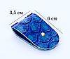 Зажим для кабелей Gato Negro (голубой), фото 4