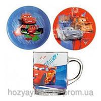 Детский набор Luminarc DISNEY CARS 2