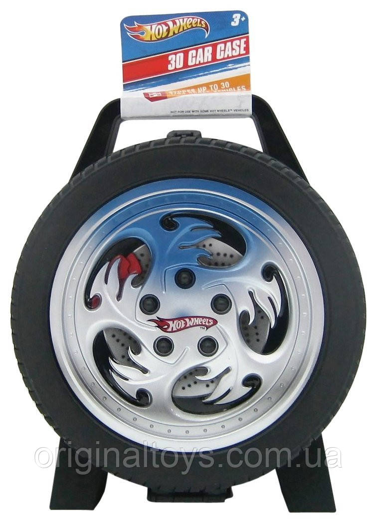 Кейс Hot Wheels для зберігання машинок 30 шт.