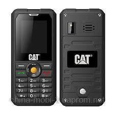 Телефон Caterpillar CAT B30 Duos Black (IP67)