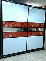 Шкаф-Купе «Красные розы»