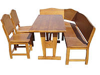 Угол со стульями и столом
