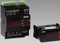 Электронный контроллер Danfoss EKC 302B, 230B. DIN-рейка