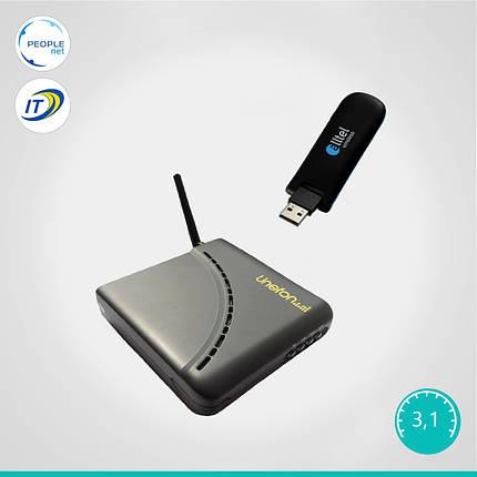 Комплект 3G Интертелеком (Unefon MX-001 + Huawei EC168), фото 2