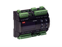 Контроллер управления мультикомпрессорной станцией и конденсатором Danfoss AK-PC 551 080G0283
