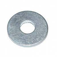 Шайба плоская увеличенная стальная оцинкованная от М2 до М48, ГОСТ 6958-78, DIN 9021