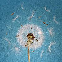 Фотообои, пример текстуры- ПРЯЖА, винил горячего теснения на флизелиновой основе