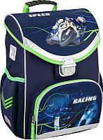 Рюкзак школьный каркасный Kite Moto Racing 529