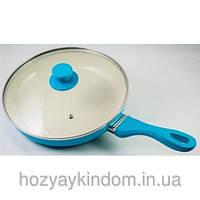 Сковорода аллюминиевая, 26см Vincent VC-4441-26 mix