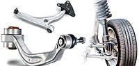 Рычаг правый (2 с/б) Audi 100 (с ГУ) с №43-С-022-303 до №44-М-050-000 (INA-FOR)