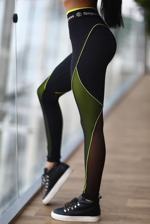леггинсы для фитнеса Pro High-waist Beat