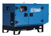 Услуги генератор дизельный 32 кВт SDMO J44K | аренда генератора 32 кВт
