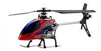 Вертолет на радиоуправлении бесфлайбарный Fei Lun FX071C 4-к красный (вертолеты на пульте управления)