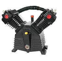 Компрессорный блок, головка компрессора, поршневой компрессорный блок
