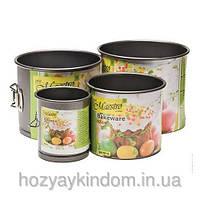 Форма для выпечки пасхальных куличей