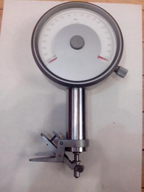 Головка аналог ИГПВ 1 мкм (Ортотест) ГОСТ6933 возможна калибровка в УкрЦСМ
