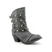 Женские стильные  сапоги на небольшом каблуке  Not Rated Daring, фото 1