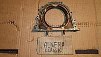 Крышка коленвала задняя для  Nissan Almera Classic, 1.6I, 2008 г.в. 1229695F0A