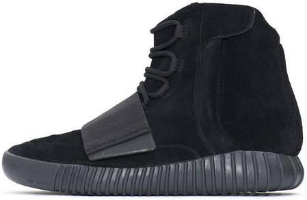 Мужские кроссовки Adidas Yeezy Boost 750 Blackout купить в интернет ... c78a16c7ad9