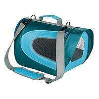 Trixie Alina Carrier сумка-переноска голубая для животных 22х23х35см