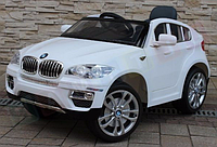 Новинка электромобиль BMW х 6 Ева колеса, белая