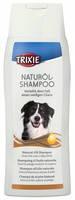 Шампунь для собак с восстанавливающим комплексом  с маслами макадамии и облепихи Trixie Natural-Oil Shampoo