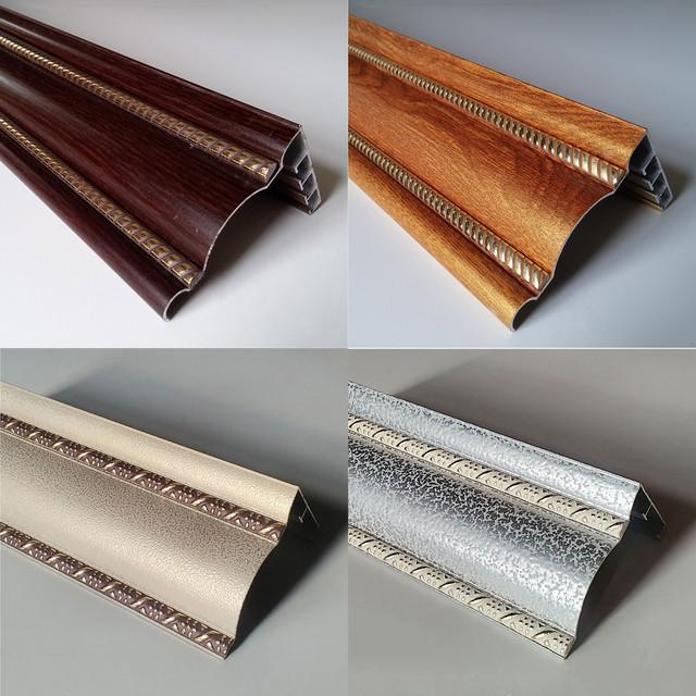Карнизы для штор алюминиевые