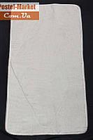Льняной наматрасник в льняной ткани (100х190)