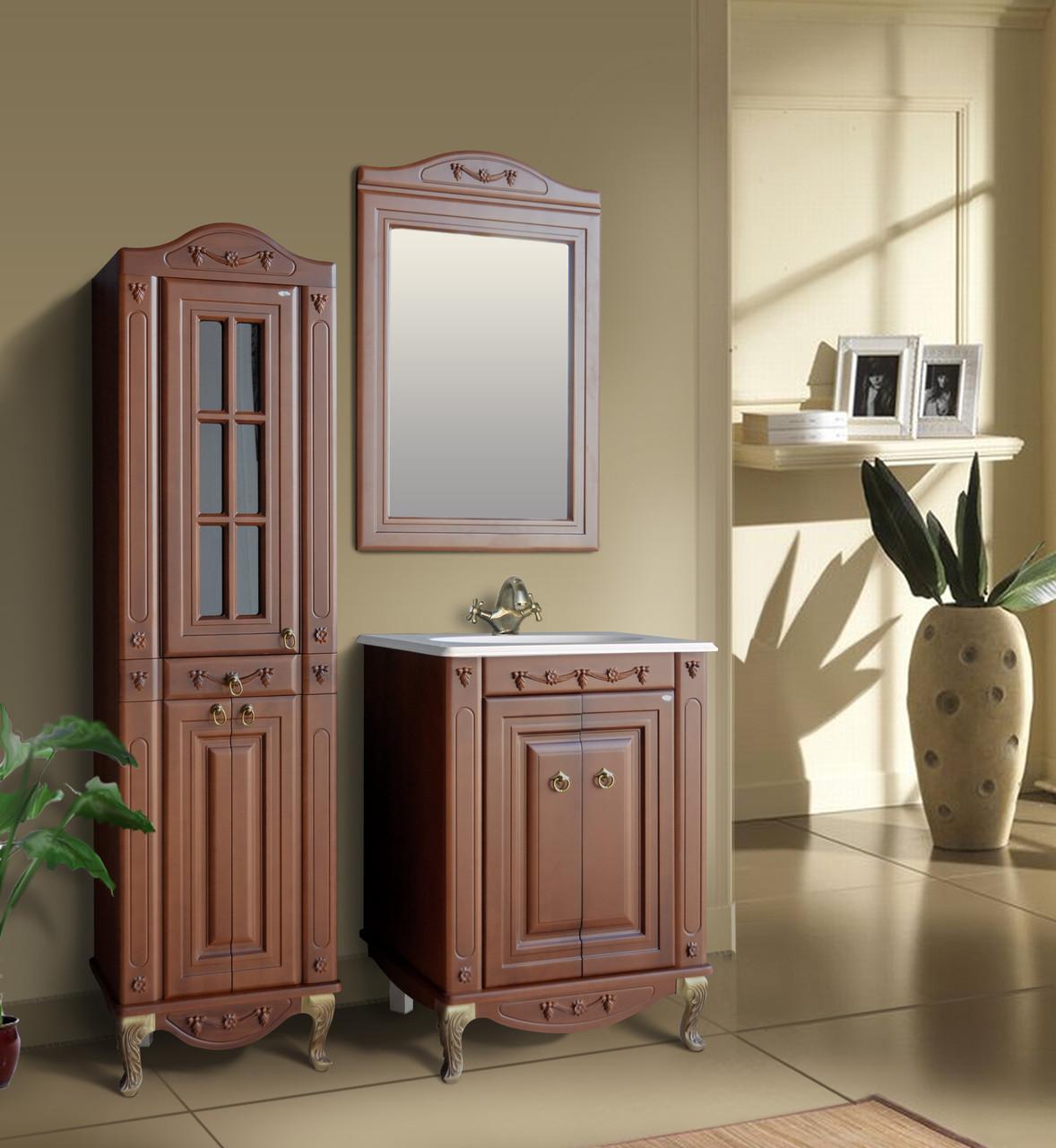 Комплект мебели Ольвия (Атолл) Верона 65 столешница камень scuro