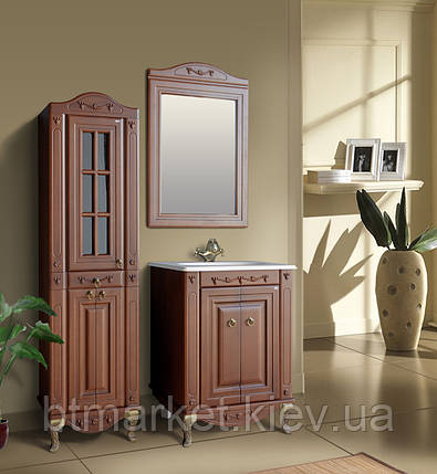 Комплект мебели Ольвия (Атолл) Верона 65 столешница камень scuro, фото 2