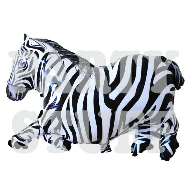 воздушная фигура зебра