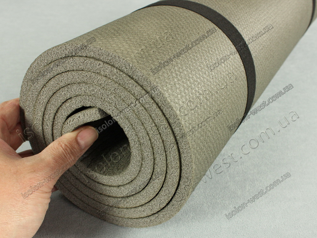 Коврик для йоги Поход 10, размер 100 х 190 см, толщина 10 мм.
