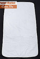 Льняной наматрасник в хлопковой ткани (90х190)