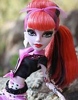 Кукла Monster High Оперетта (Operetta) Я люблю аксессуары Монстер Хай Школа монстров