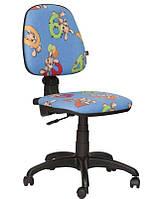 Детское кресло Пул Цифры-синий