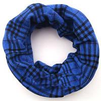 Весенний шарф снуд