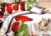 Постельный комплект Love you Свадьба