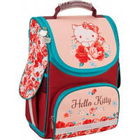 "Рюкзак школьный Kite 500 Hello kitty ""Трансформер"" для девочек"