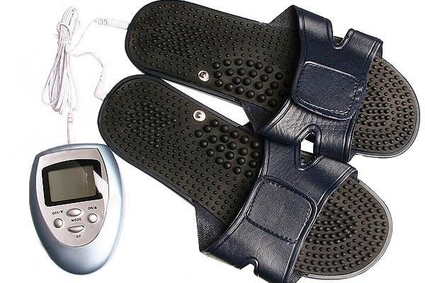Массажные тапочки Foot Massager