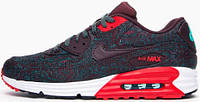 Женские кроссовки Nike Air Max Lunar 90 Suit and Tie, найк аир макс 90