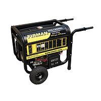 Бензиновый генератор FIRMAN FPG 7800E2 на 5,5 кВт. 220 V