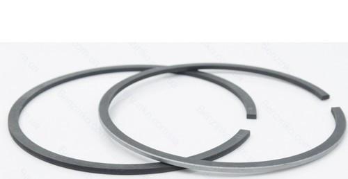 Кольца поршневые для Partner 351 и 370, D = 38 мм, толщина 1,5 мм