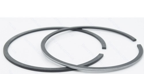 Кольца поршневые, D = 41,5 мм, толщина 1,5 мм