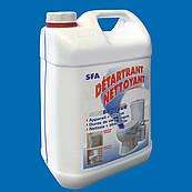 Средство для очистки корпуса DETARTRANT SFA (Франция)
