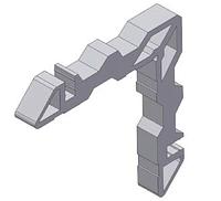 KMD.70.SU10-01 Соединитель угловой