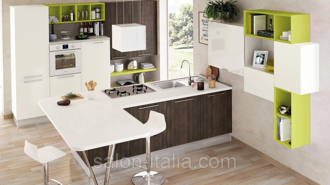 Кухня NOEMI, LUBE (Італія)