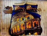 Roma First choice Сатин Vip 3D