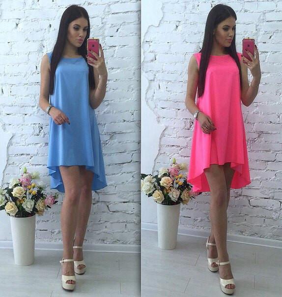Купить шифоновое платье